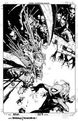 Amazing Spider-Man 557cover