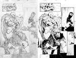 Silvestri X-Men pages