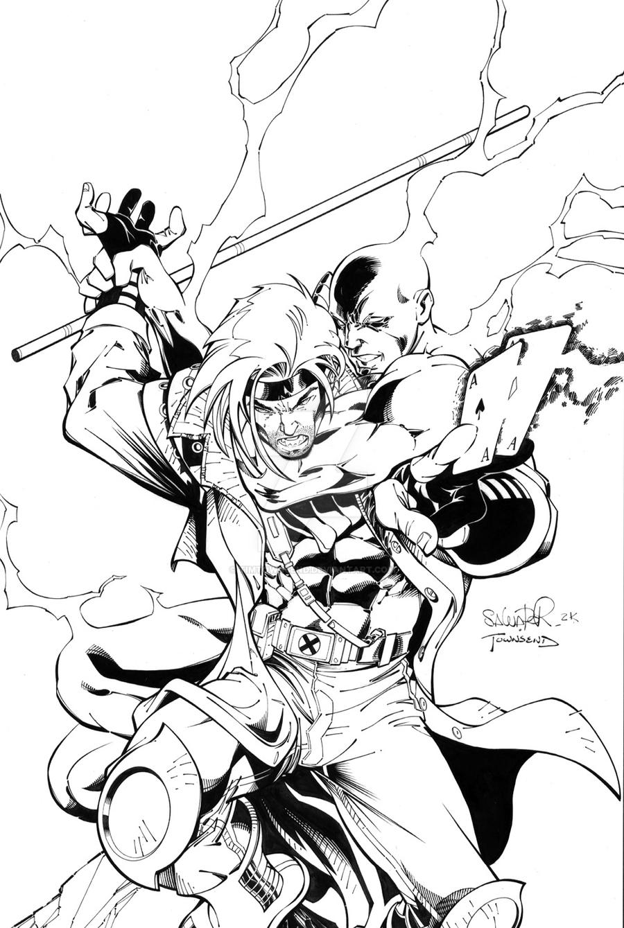 Awesome Gambit ...