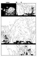 XMen 199 pg 6 by TimTownsend