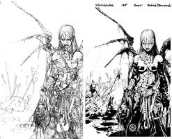 Witchblade 125 cover A