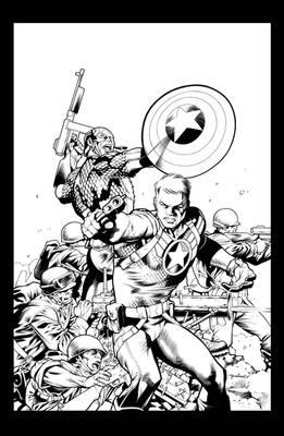 Steve Rogers-Super Soldier 1