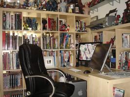 Studio pics 2010 5 by TimTownsend