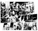 X-Men 7 pages 12 and 13