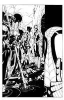 X-Men 8 pg 1 by TimTownsend