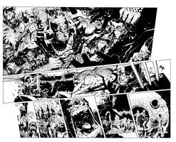 X-Men 9 pgs 2 and 3