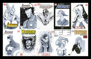 SKETCH COVERS round 1
