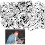Madureira Townsend Marvel Superheroes video game