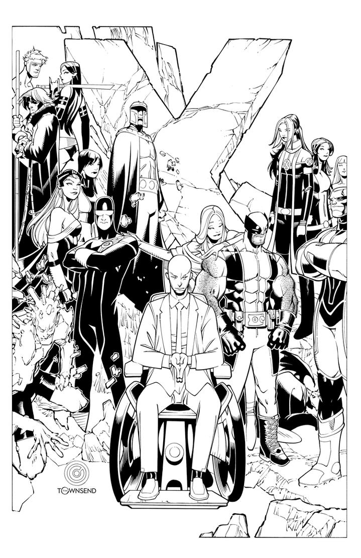 Wolverine and the X-Men promo by TimTownsend