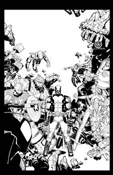 Wolverine and the X-Men #9 cover