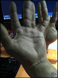 Thane Krios - Cosplay Gloves - 3