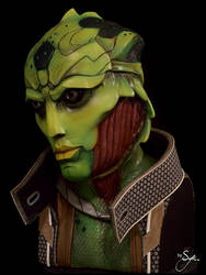 Thane Krios - Lifesize Sculpture Bust - 2