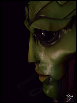 :iconsyn-prods: Thane Krios - Lifesize Sculpture 4
