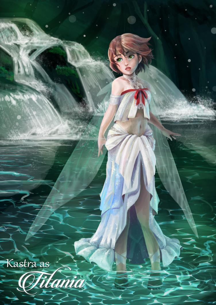 Mabinogi SAO Contest Entry by Keitana