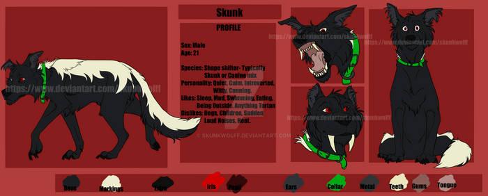 Skunk reference 2020