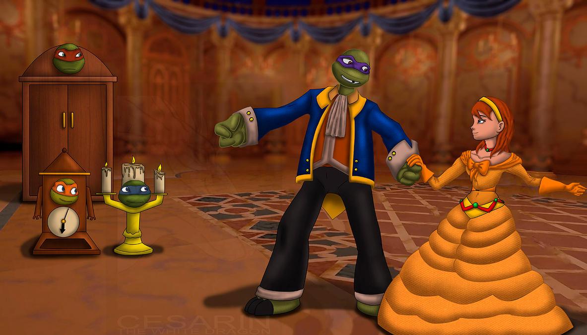 Donatello Tmnt Lemon