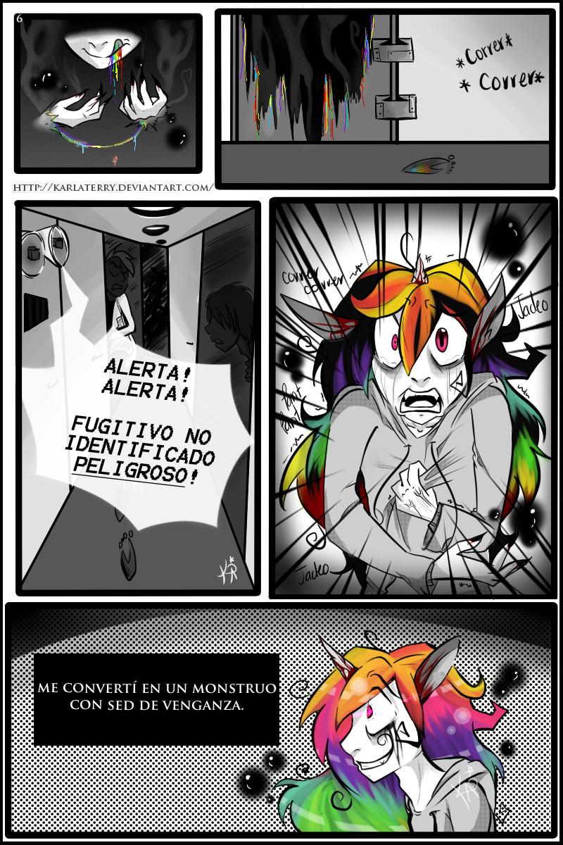 La historia del Burro Magico - Pag 6 by KarlaTerry