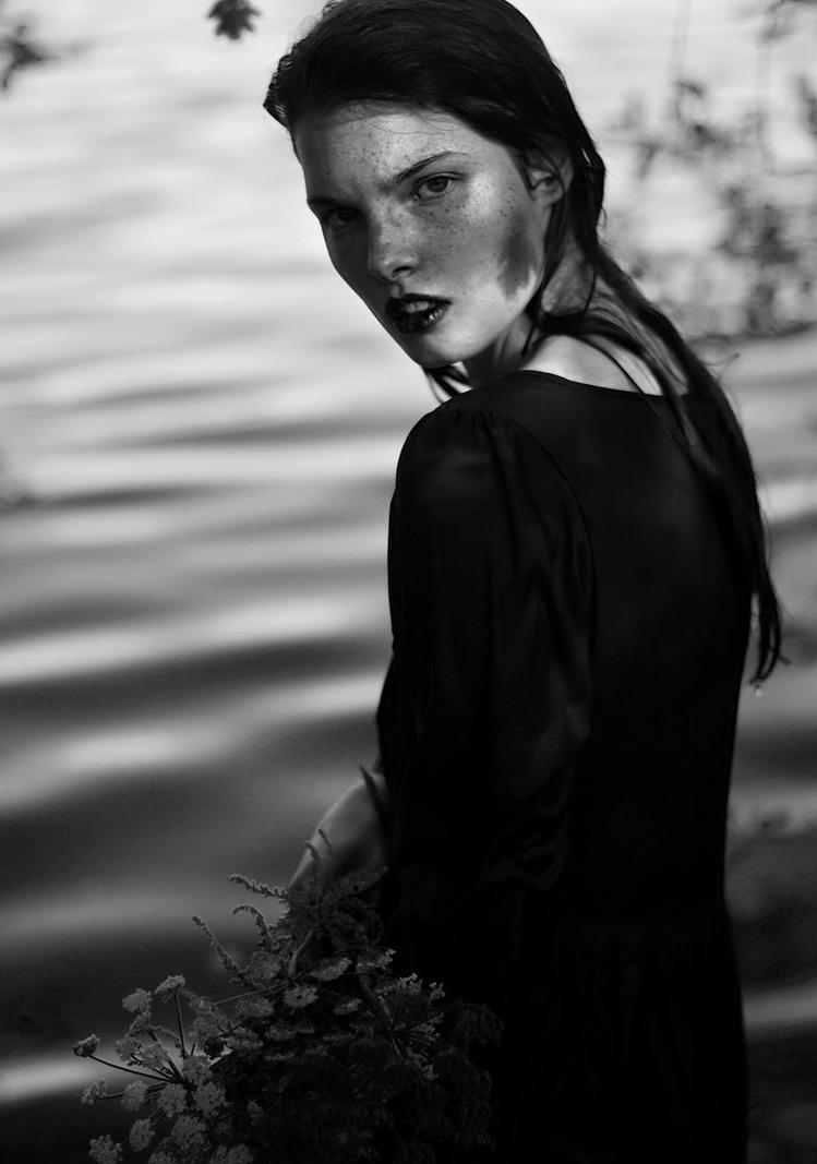 Lisa and her shadows by Spiegellicht