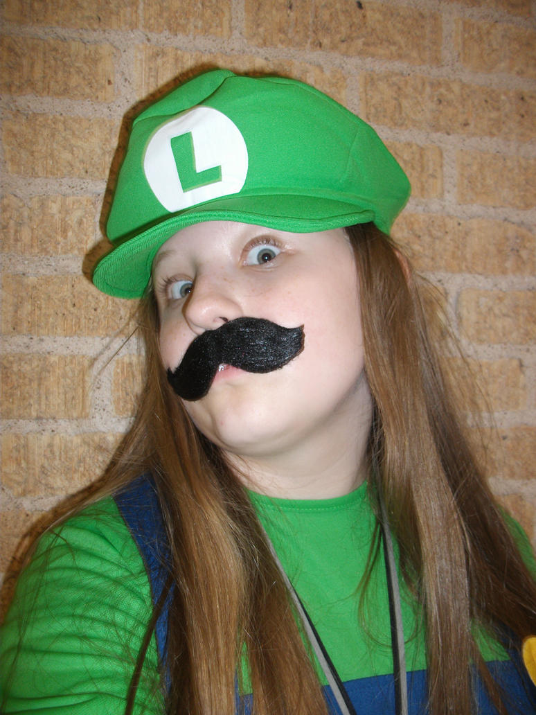 Luigi, good sir. by starcatfri