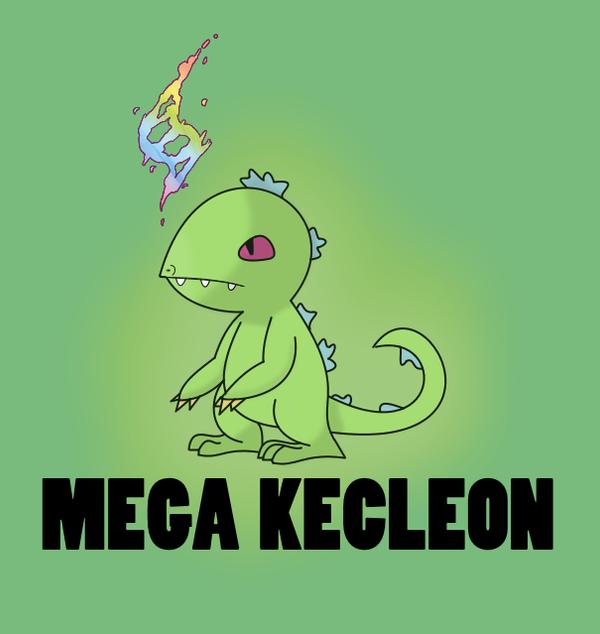 Mega Kecleon by ApexTDF
