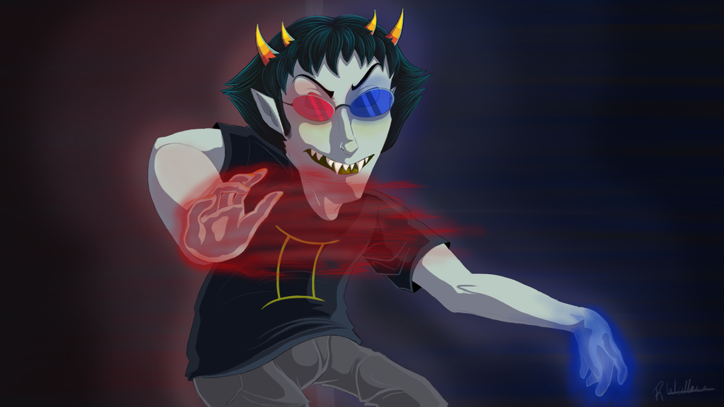 Sollux Captor by s2BloodyBecca