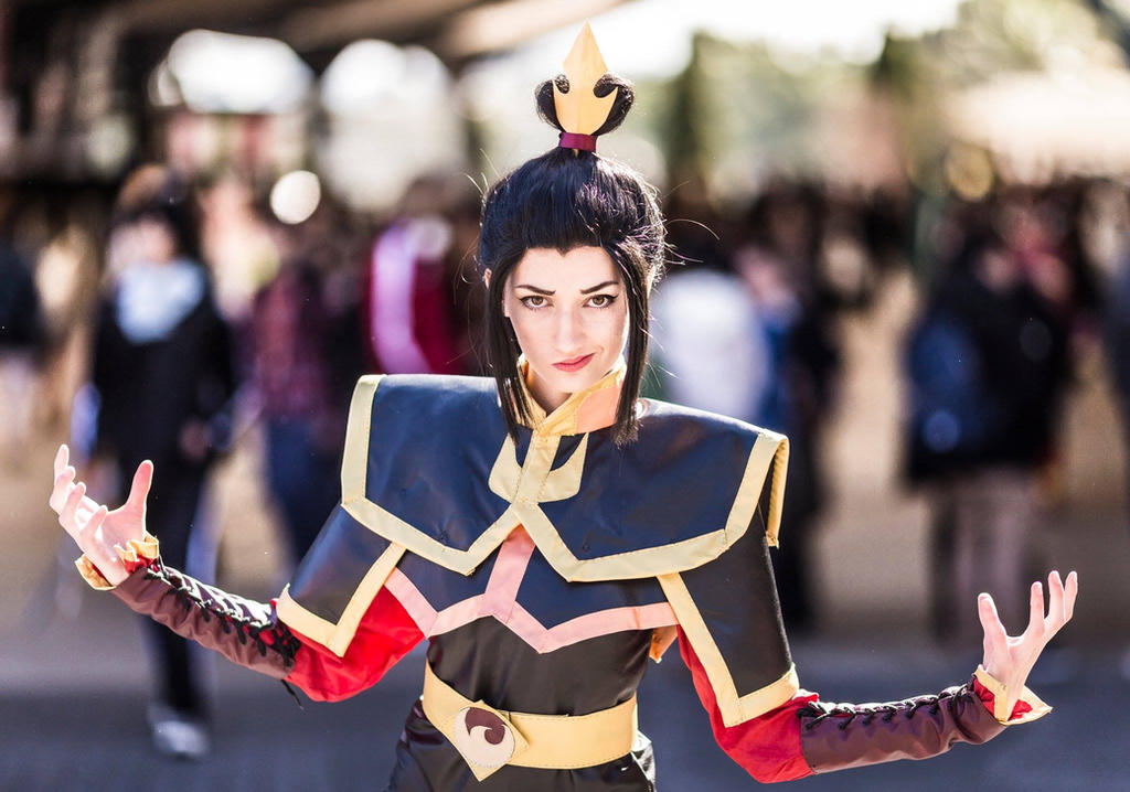 Azula Cosplay by s2BloodyBecca
