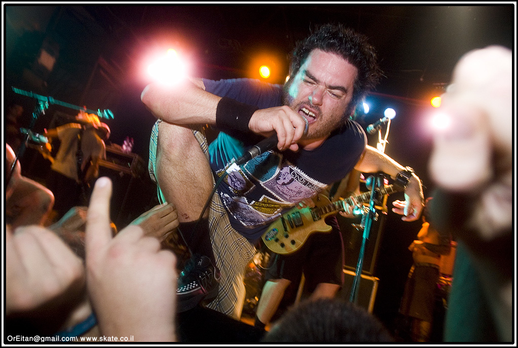 NOFX PUNK SHOW - FAT MIKE by sevenths