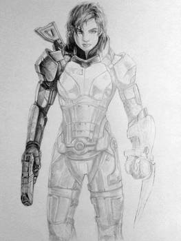 Shepard - WIP 2