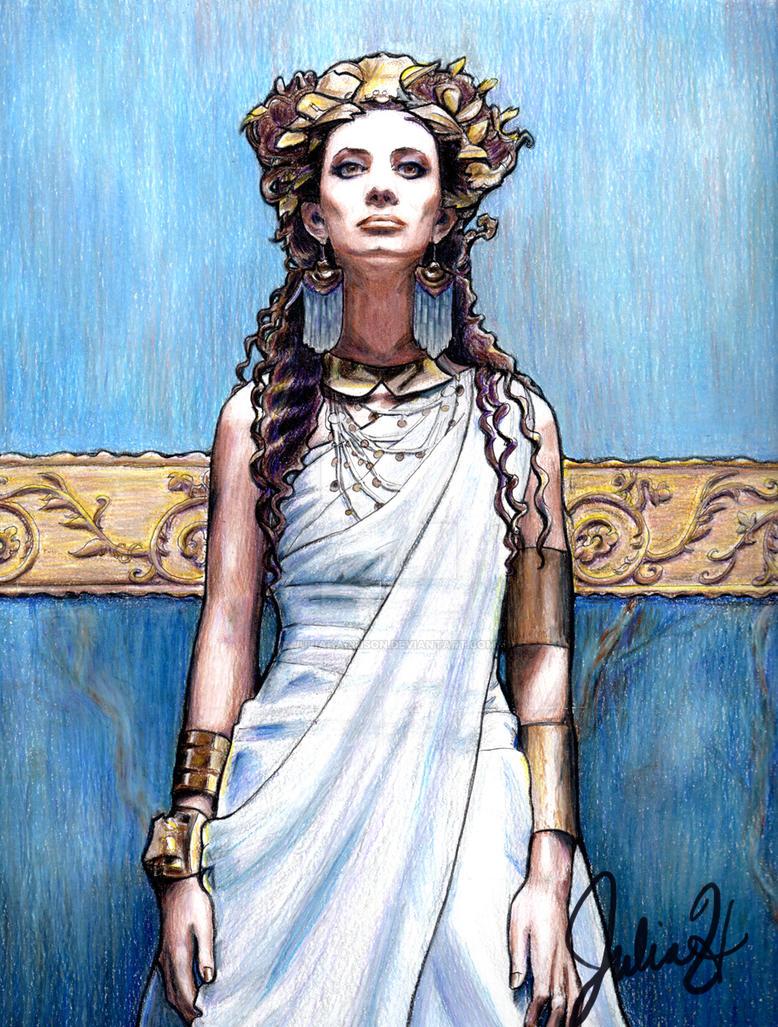 Odyssey Penelope