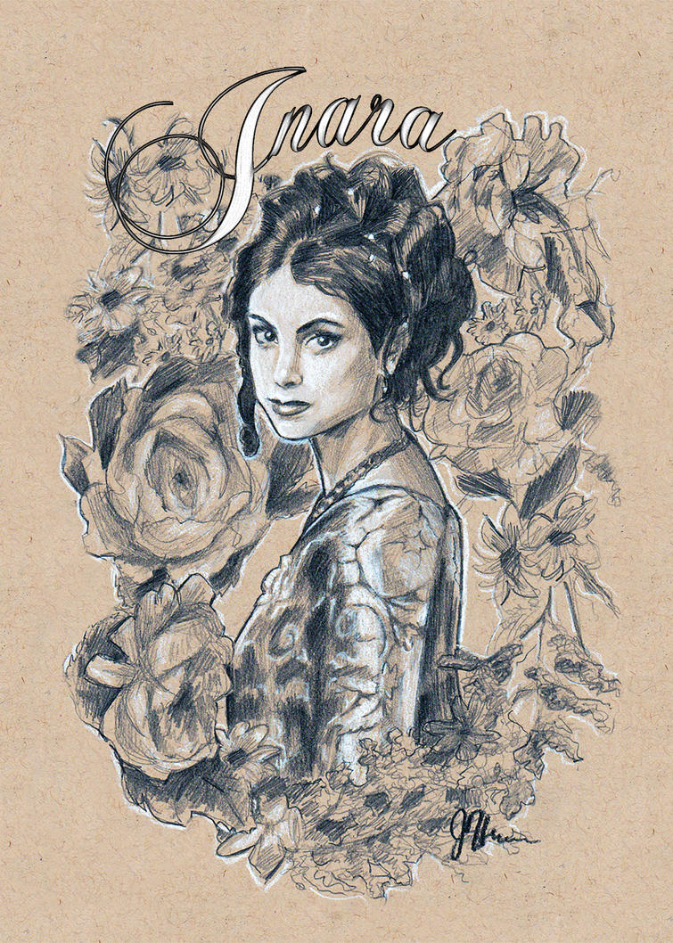 Inara - Flower Girls #1 by juliaharrison
