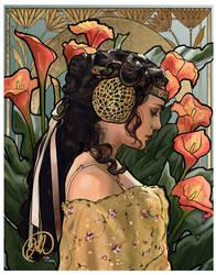 Art Nouveau Padme