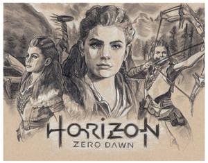 Aloy - Horizon Zero Dawn Fanart