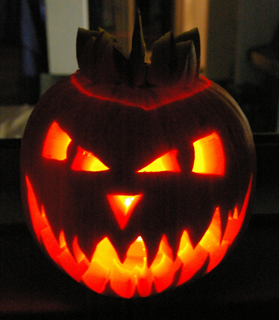 Pin printable scary face southsquatchcom welcome on pinterest for Surprised pumpkin face