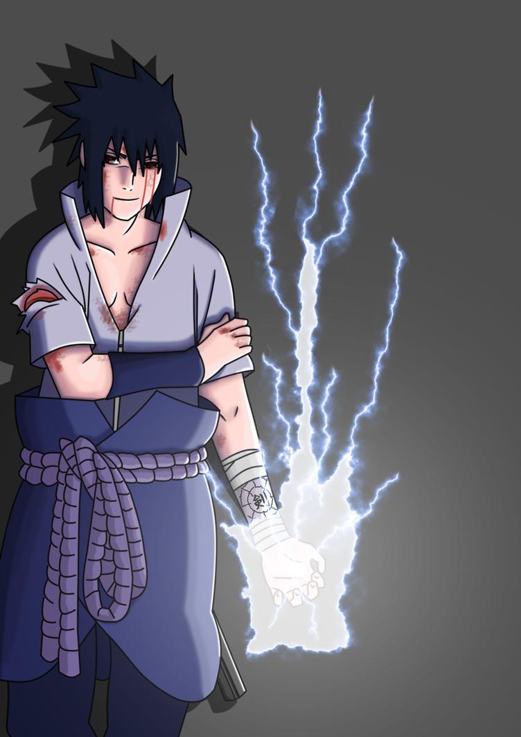 Evil Sasuke by Team-Taka on DeviantArt