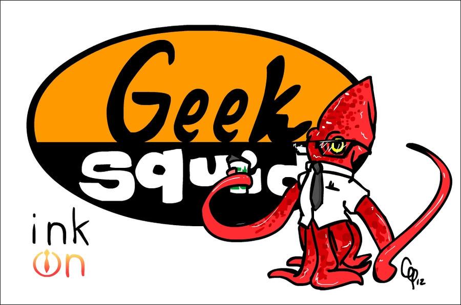 Squid Squad by Ezekyuhl