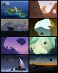 Landscapes SP