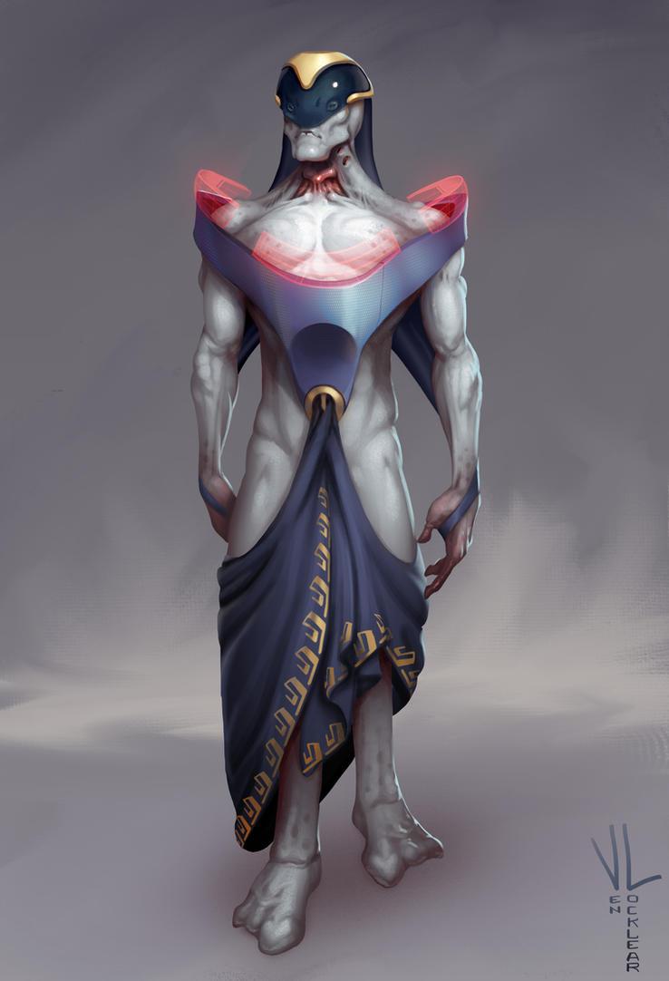 Alien! by Venishi
