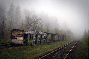 Lost railway by freshberries