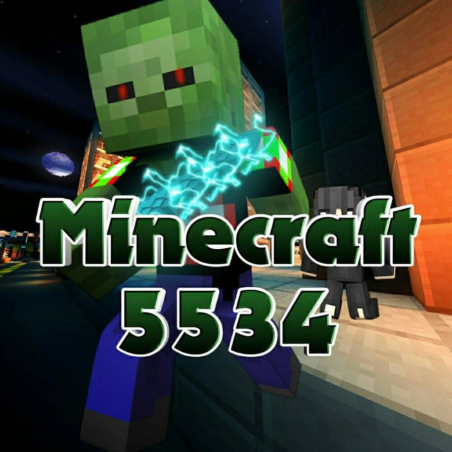 New Profile Pic by minecraft5534