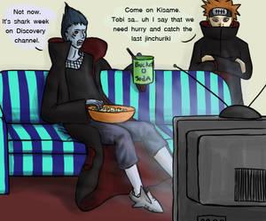 Where was Kisame?