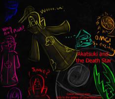 Preview - Akatsuki Death Star by LunarMaddness