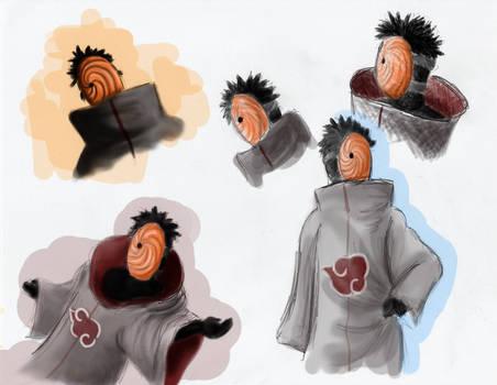 Tobi Sketches