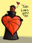 Tobi loves you