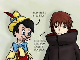 Puppet Conversation