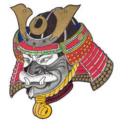 Samurai Head 2