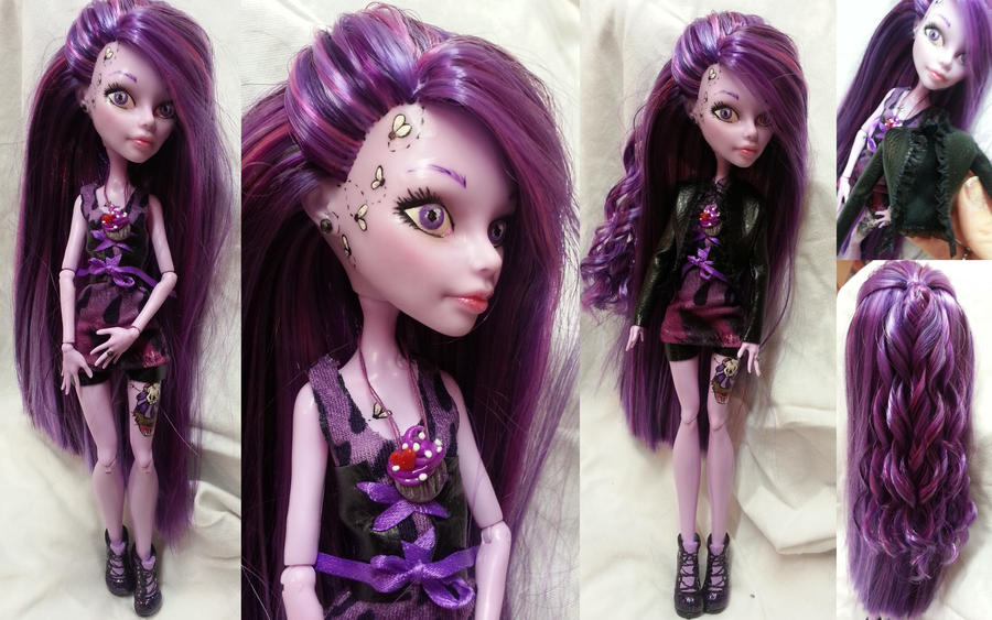 Monster High Custom, Sugar by simplysteffie