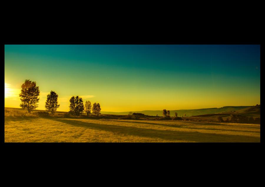 romanian landscape by patrick002000