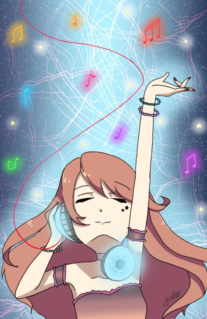 Feel the Music by Dariasirene