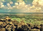 Sparking Ocean by foreverstory