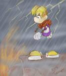 Flame vs. Rain